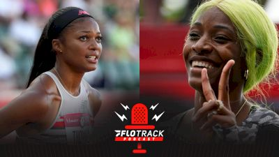 Can Gabby Thomas Upset Miller-Uibo? | Women's 200m Olympics Preview