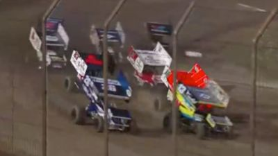 Heat Races   All Star Sprints at I-70