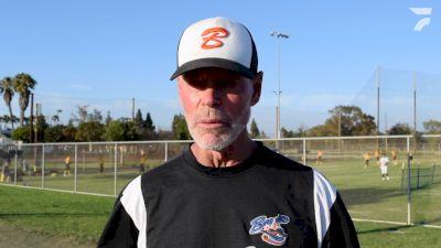 Bill Conroy, Beverly Bandits Premier vs Texas Sudden Impact 2021 PGF 16U Recap