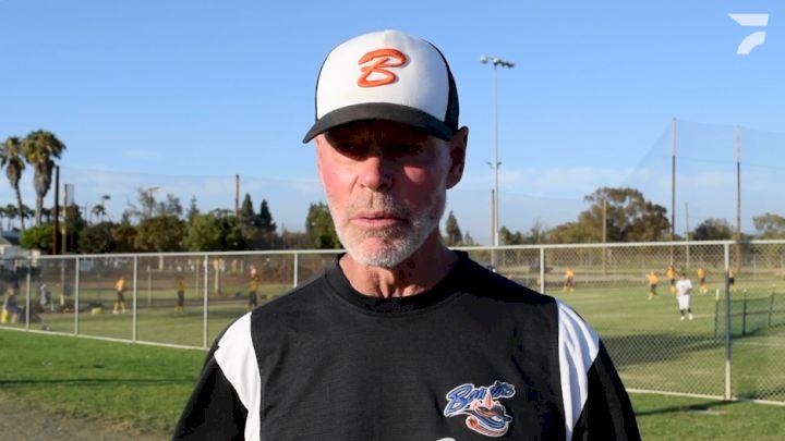 Bandits Coach Conroy Recaps Win Over Sudden Impact