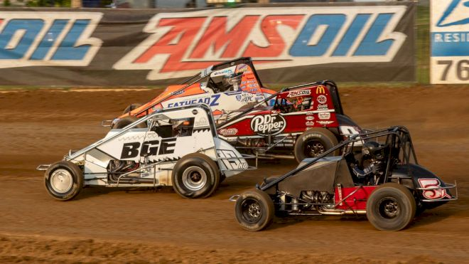 USAC Sprints Take ISW To Putnamville