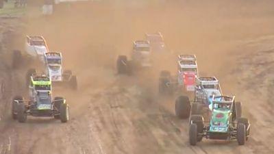 Heat Races   USAC Indiana Sprint Week at Terre Haute