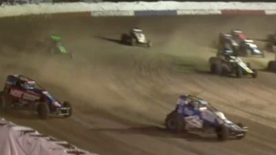 Feature Replay | USAC Indiana Sprint Week at Terre Haute