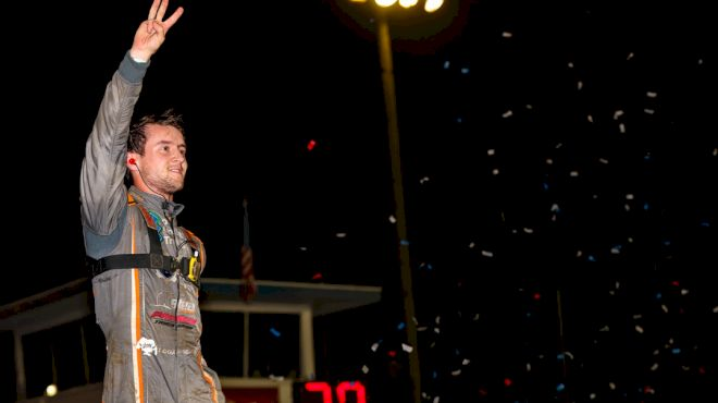 Hat Trick for Seavey at Terre Haute!