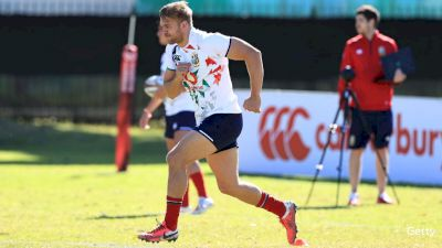 Lions Have Big Slate Coming Into The Rugby Championships