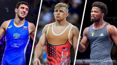 Olympic Preview + Predictions   FloWrestling Radio Live (Ep. 676)
