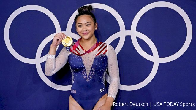 Sunisa Lee Captures Fifth Straight U.S. Olympic Women's All-Around Title