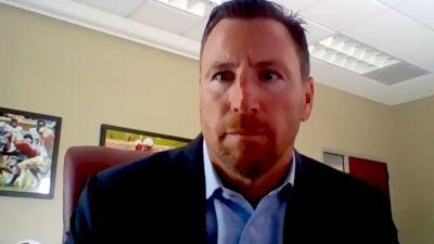 CAA Media Day: Elon Head Coach Tony Trisciani