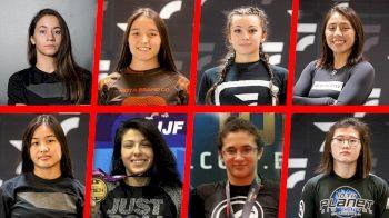 Women's 115-lb WNO Championship Division Released!