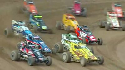 Heat Races | USAC Indiana Sprint Week at Lincoln Park