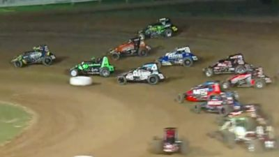 Feature Replay | USAC Indiana Sprint Week at Lincoln Park