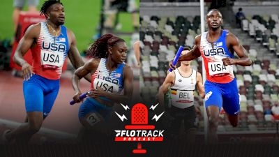 USA DQ'd In Mixed 4x4 Relay First Round