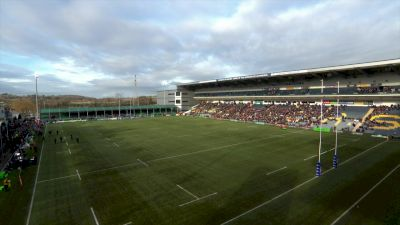 Premiership Rugby Cup Round 4: Worcester vs Wasps