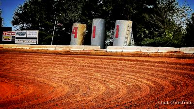 Drive In And First Look At 411 Motor Speedway