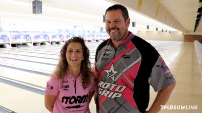 Verity Crawley, Wes Malott 'Chat' Their Way To Top Of Squad B At 2021 PBA/PWBA Mixed Doubles