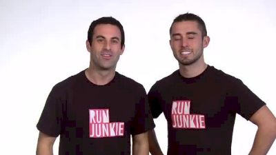 RUN JUNKIE: Living Too Strong?