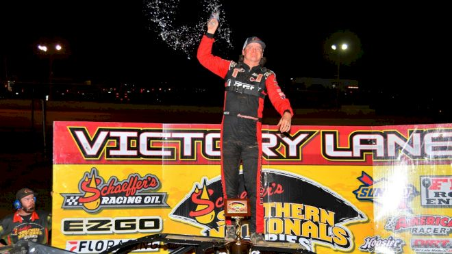 Cory Hedgecock Claims $10,053 Southern Nationals Win At 411