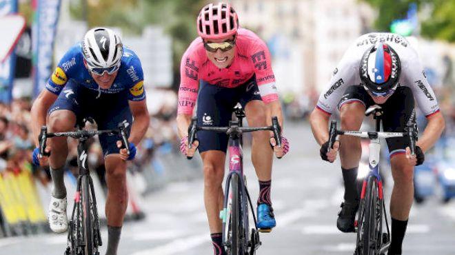 American Neilson Powless Wins La Clásica San Sebastián