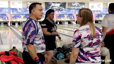 Kerry Smith, Ryan Shafer Use Teamwork To Lead Squad D At 2021 PBA/PWBA Mixed Doubles
