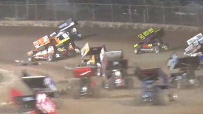 Feature Replay   IRA Sprints at Plymouth Dirt Track