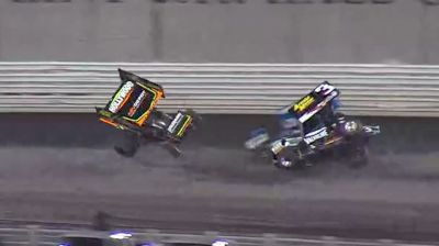 Incredible Double Flip at Knoxville ASCoC