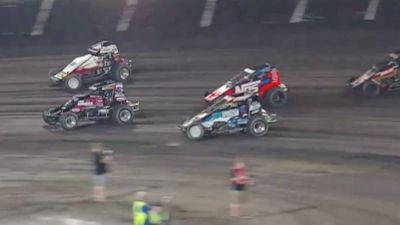 Heat Races | USAC Indiana Sprint Week at Tri-State