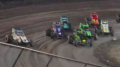 Feature Replay | USAC Indiana Sprint Week at Tri-State