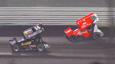 Highlights | All Star Sprints at Knoxville Raceway