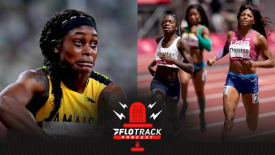 Elaine Thompson On Fire, Can Christine Mboma Upset In 200m Final?