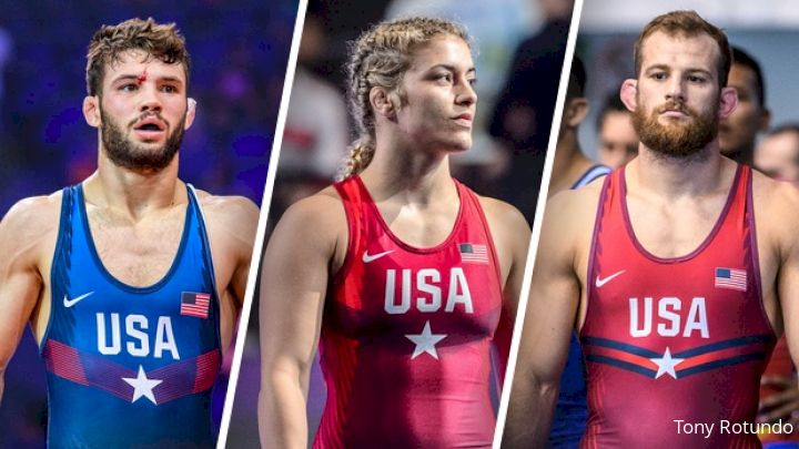 Nice Draw For DT, Tough Tests For Gilman & Maroulis On Day 4