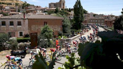 Replay: 2021 Vuelta a Burgos Stage 1