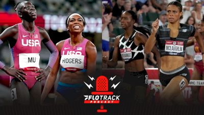 USA's Best 4x4 Could Be All 800m & 400mH Runners