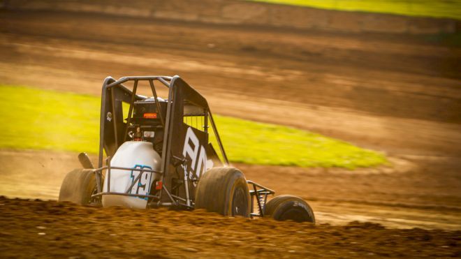 First Time Ever! USAC Midgets Go To Bridgeport