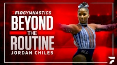 Beyond The Routine: Jordan Chiles (Trailer)