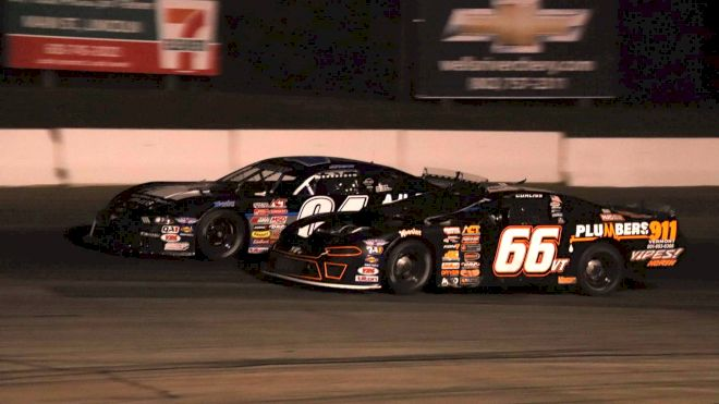 Thunder Road Star Wins $10,000 Race With Hood On Windshield