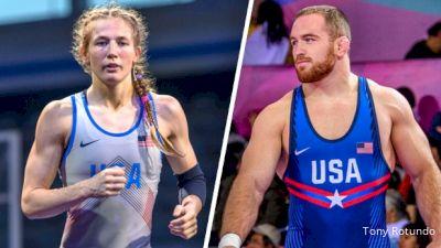 Snyder & Hildebrandt Receive Olympic Draws