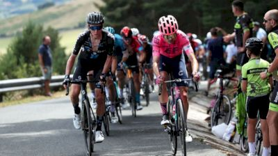 Replay: 2021 Vuelta a Burgos Stage 3