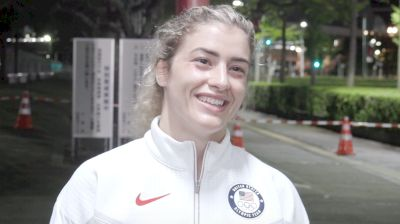 Helen Maroulis After Incredible Olympic Run