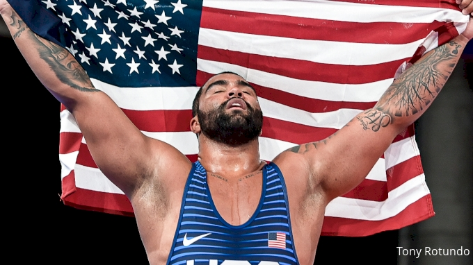 picture of 125 kg: Gable Steveson