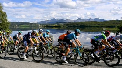Replay: 2021 Arctic Race of Norway Stage 2