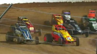 Feature Replay   USAC East Coast Sprints at Bloomsburg