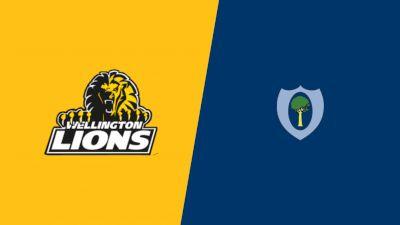 Replay: Wellington vs Northland   Aug 7
