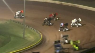 Feature Replay | FAST 410 Sprints Saturday at WVMS