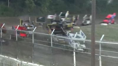 Feature Replay | IRA Sprints at Wilmot Raceway