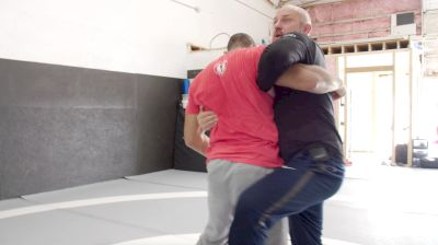 Book 6, Control Ties, Countering Control Ties, Throws From His Under Hook