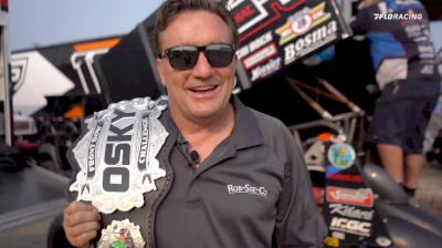 Terry McCarl Previews The 2021 Sage Fruit Front Row Challenge