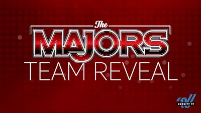 WATCH: The MAJORS 2022 Team Reveal