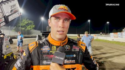 Carson Macedo Rounds Out Podium At 26th Sage Fruit Front Row Challenge