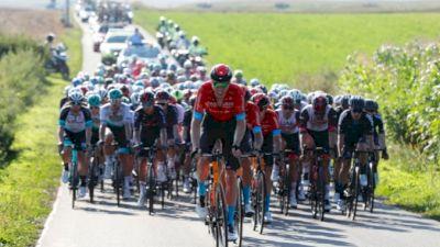 Replay: 2021 Tour of Poland Stage 2