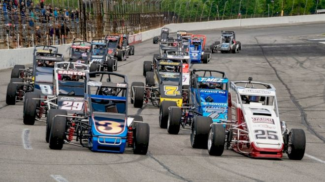 80 Racecars Entered For Saturday's Hoosier Classic